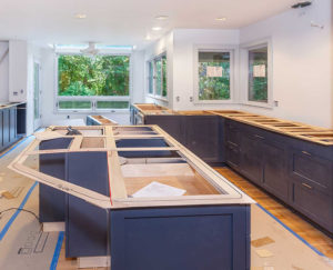 remodeling a kitchen cape cod